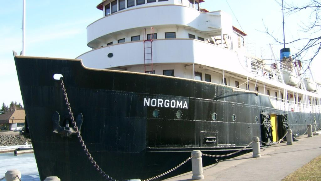 M.S. Norgoma Restoration Fund