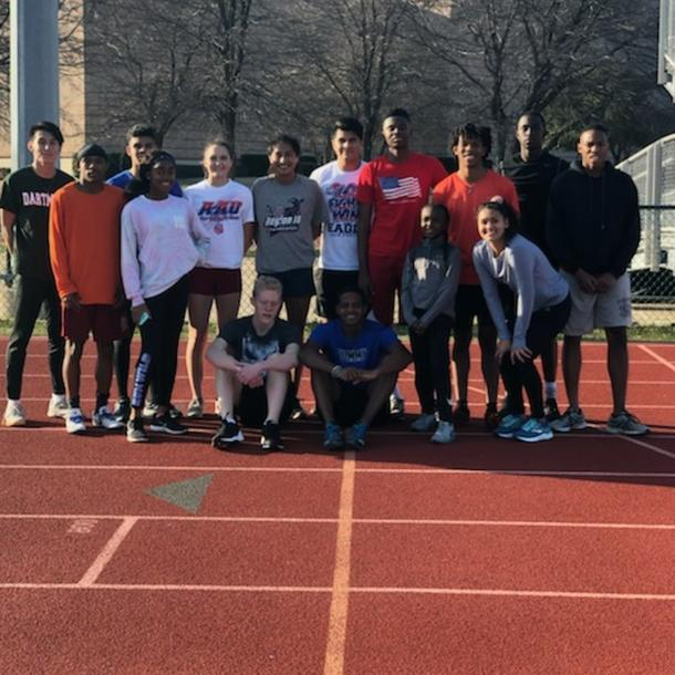 Help us get to USATF Hershey indoor  track and field championship in NEW YORK
