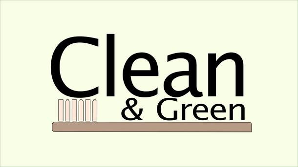 Clean & Green Brushes