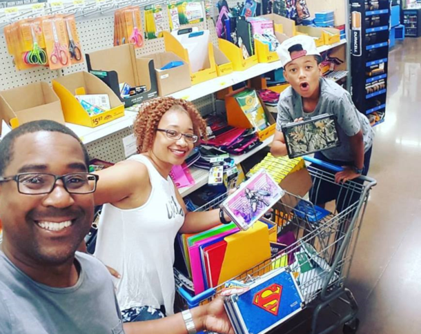 S4S 4th Annual Back To School Drive