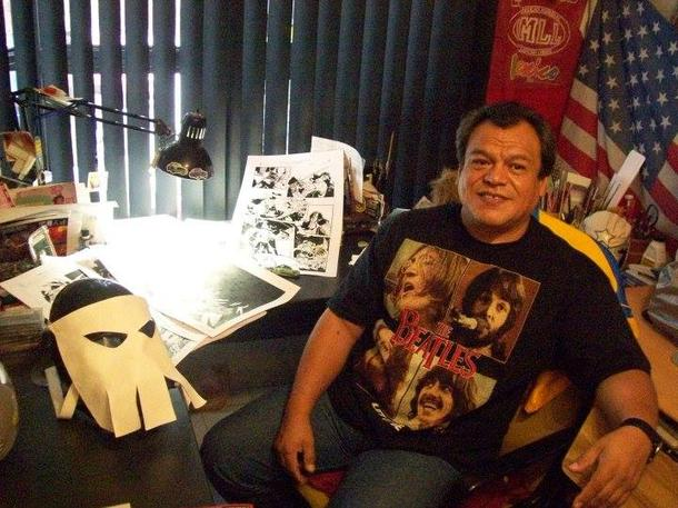 """COMIC - """"Compadre Moncho: Unchained"""". En Chile con Hugo Aramburo"""