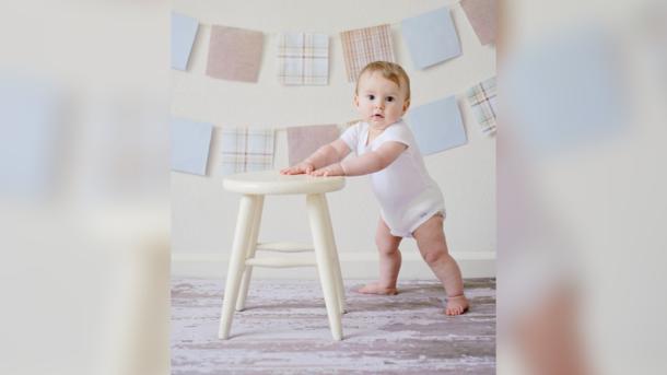 Como deixar sua casa segura quando o bebê começar a andar