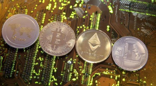 Bitcoin stiger statsvalutaer devalueres i tariffkrigene