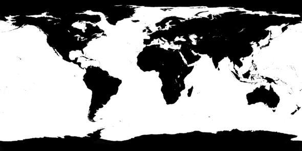 Den sørlige halvkule eksisterer ikke - en flat Jord har ingen rund nedre halvdel