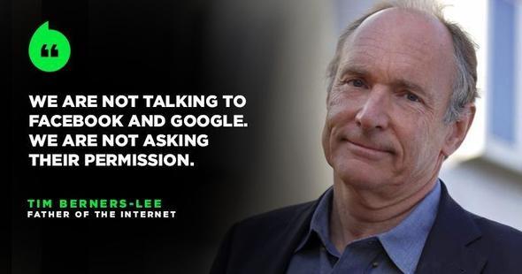 Internett ødelagt av myndigheter og bedrifter kan repareres
