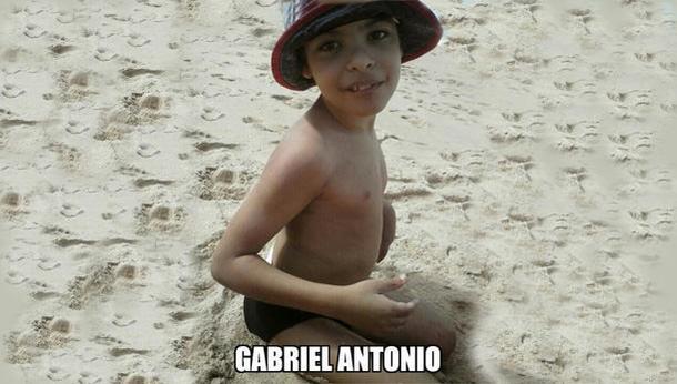 Fraldas e medicamentos p meu filho Gabriel