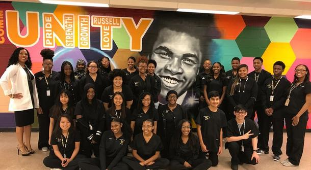 Annual Central High School Alumni Give Back - Scholarships
