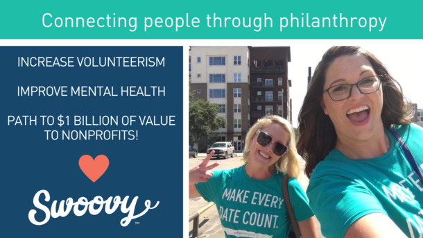 Swoovy- Increasing Volunteerism Through Connection