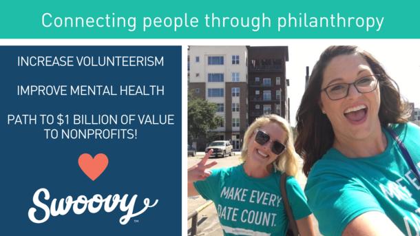 Swoovy- Increasing Volunteerism Through Connection