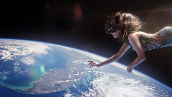 Oversikt fra rommet skaper tanken om at Jorda er skjør trenger global beskyttelse