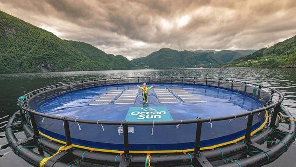 Solenergi produksjon endelig til Norge
