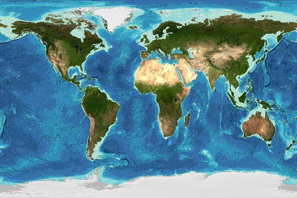 En fri verden er mulig ved fravær av sentral styring