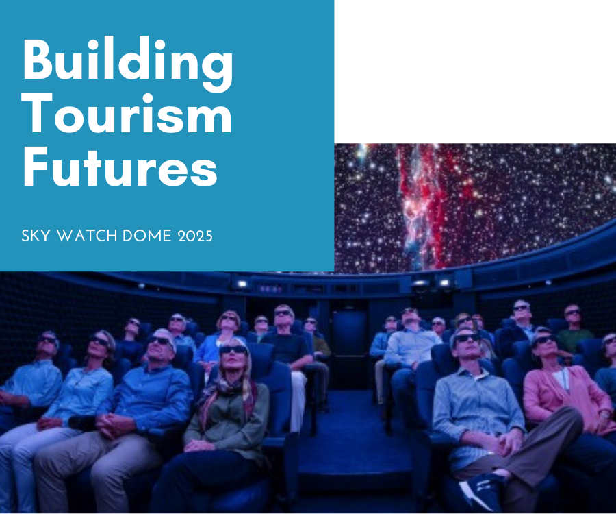Building Future Tourism Opportunities for Warrumbungles - Skywatch Projection Dome Campaign