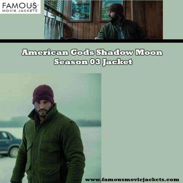 American Gods Shadow Moon Season 03 Jacket