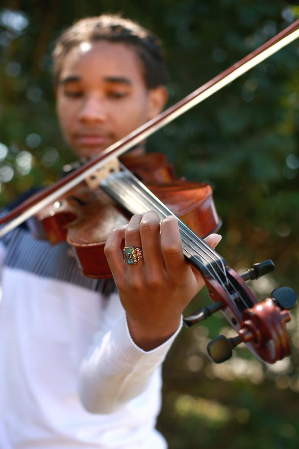Viola for Darius