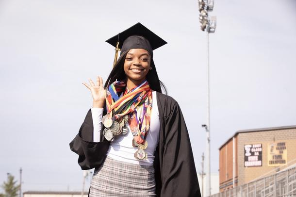 Help Emani attend Campbellsville university in the fall