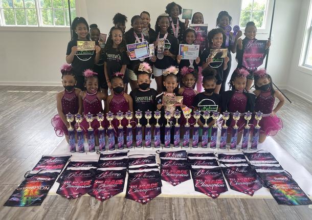EnPointe Performance Studio: Journey to the World Dance Championship