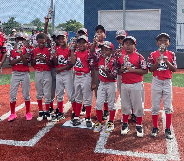 West Louisville 8U Baseball, Regionals and Beyond