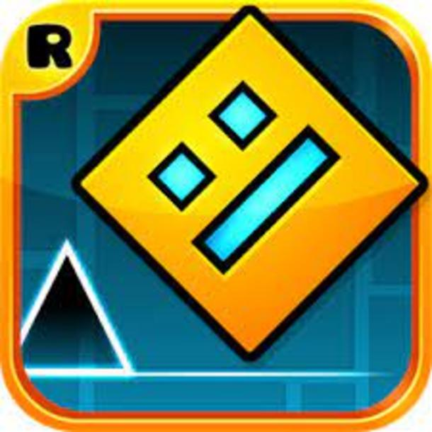 Geometry Dash is a brain game created by RobTop Game