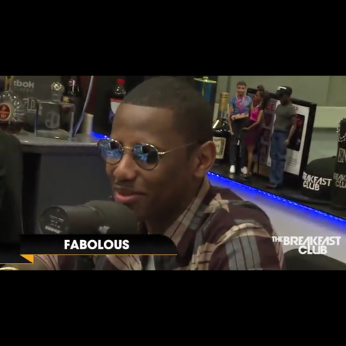 """Fabolous """"Interview with The Breakfast Club"""""""