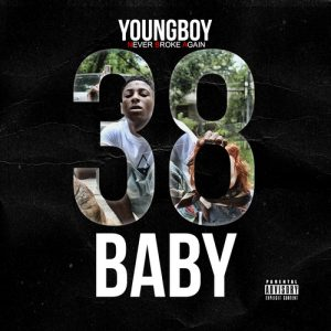 NBA Young Boy 38 Baby