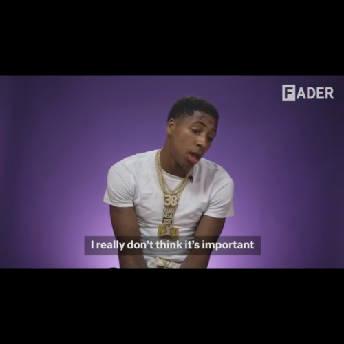 """On Dating, Nicki Minaj and more"" Youngboy Never Broke Again interview with The Fader"