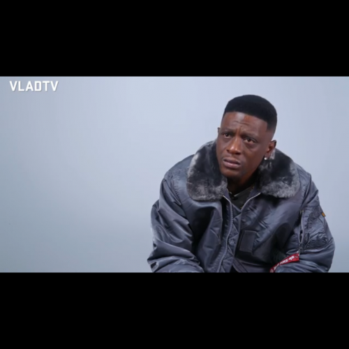 """Dj Vlad X Boosie interview """"On why rappers get into the drug game after fame"""""""