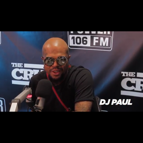 """Dj Paul on producing Drake's """"Talk Up"""" and why there want be a Three Six reunion"""