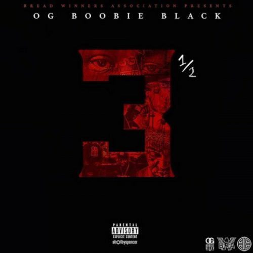 OG Boobie Black 3 1/2
