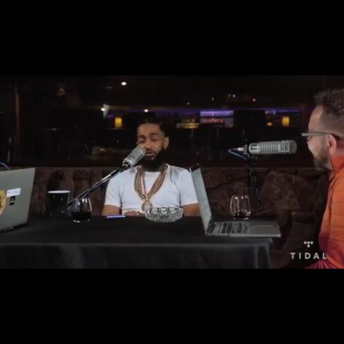 Nipsey Hussle Rap Radar Interview