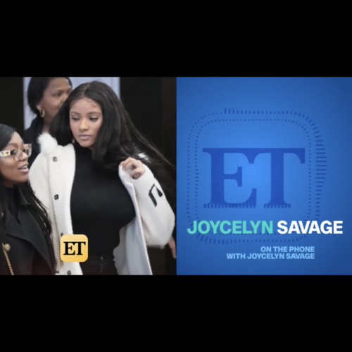 ET online release audio of R. Kelly girlfriend Jocelyn Savage and her mother
