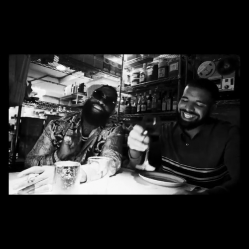 """Drake ft. Rick Ross """"Money In The Grave"""""""