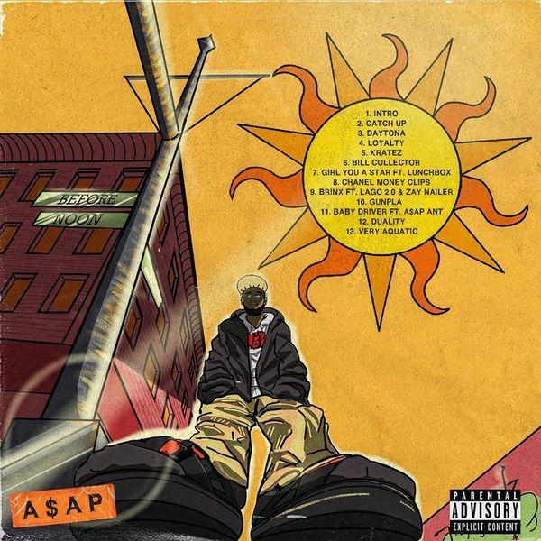 A$AP Twelvyy Before Noon