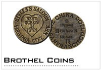 Brothel Coins