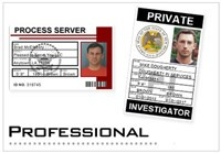 Professional ID Cards