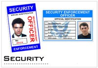 Security ID Cards