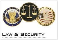 Law & Security Seals