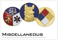 Miscellaneous Center Seals