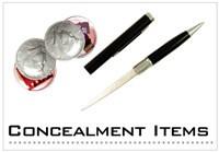 Concealment Items