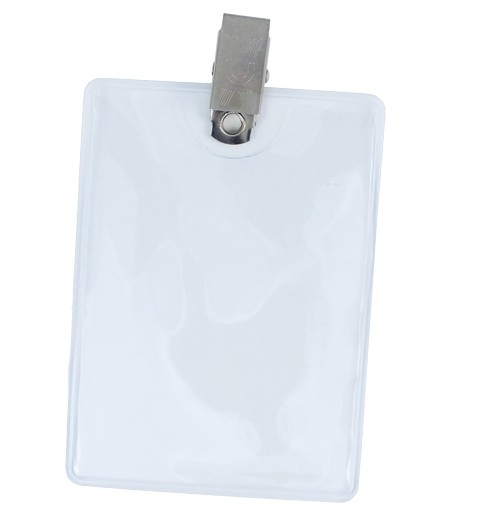 Standard Vertical ID Card Holder