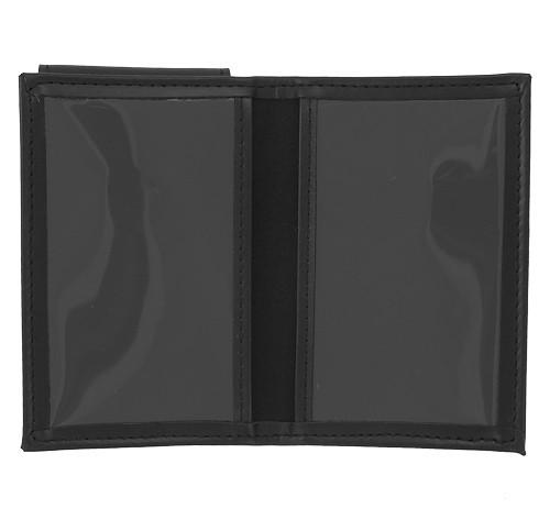 Leather Soft Folio Case (ID window view)