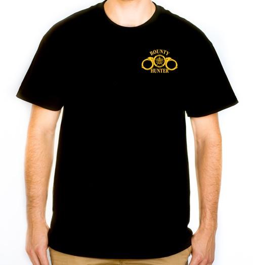 Bounty Hunter T-Shirt (front view)