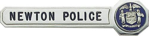 2 1/4 in. Smith & Warren Nameplate C505