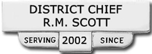 2 1/2 in. Smith & Warren Nameplate C600_2