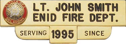 2 1/2 in. Smith & Warren Nameplate C600S_2