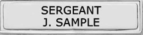 2 5/8 in. Smith & Warren Nameplate E2052_2