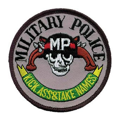 Military Police Kick Ass Version Patch