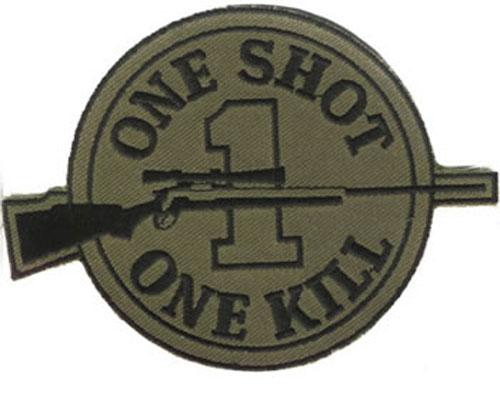 Marine One Shot Sniper Patch
