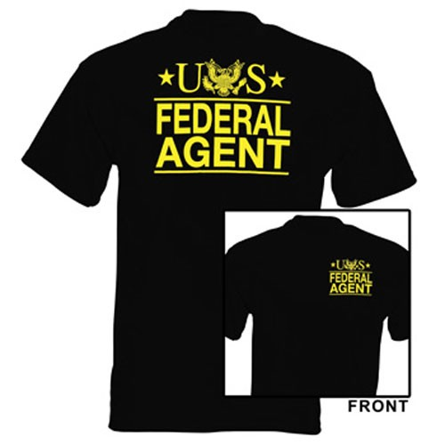 Federal Agent T-Shirt