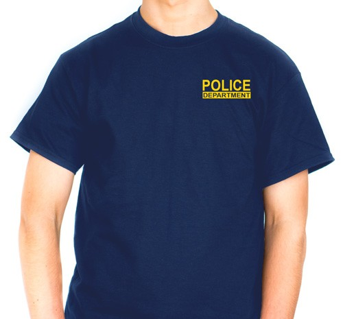Police Department T-Shirt